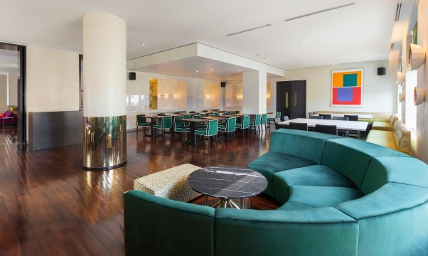 St Paul Hotel - Events Spaces - Espace Hambar