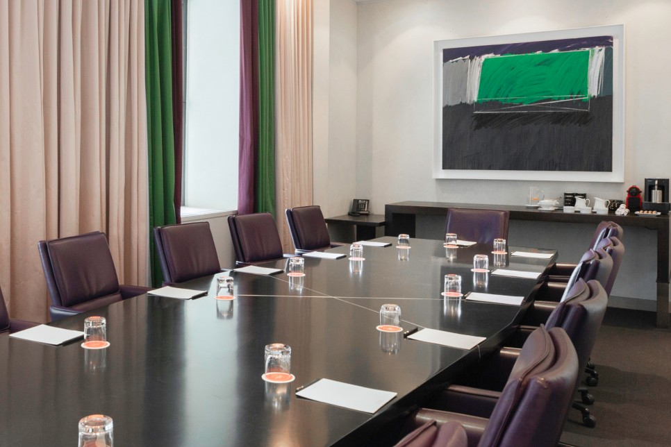 Conference Rooms - St Paul Hotel - Boutique Hotel - Old